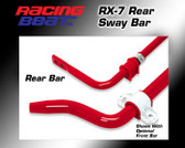 Racing Beat - Sway Bar - Rear 93-95 RX-7