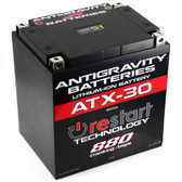 Antigravity Lithium Ion ATX-30 RE-START Battery