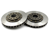 Honda Civic Type-R (FK8) 2pc Rotors (350x34 +2mm over stock)