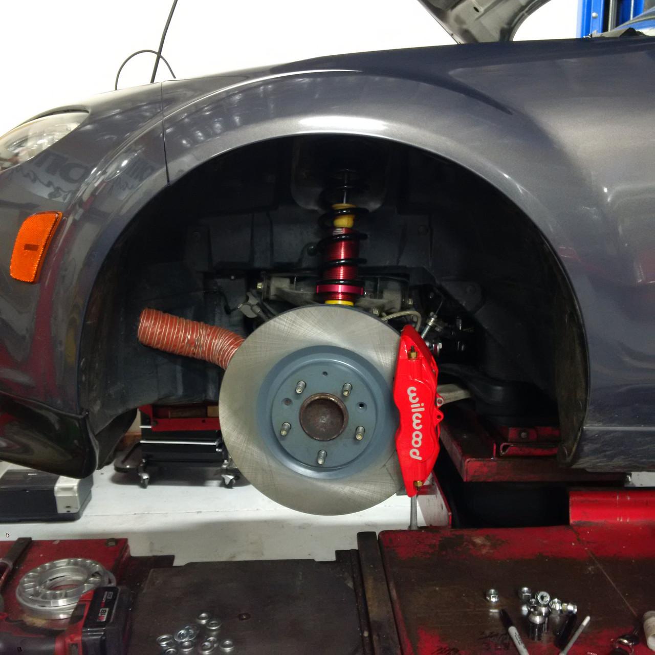 Wilwood Sport Brake Kit (NC Miata) - SakeBomb Garage LLC