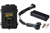Elite 1500 + Mazda RX7 FD3S-S6 Plug 'n' Play Adaptor Harness Kit