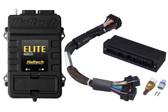 Elite 2500 + Mazda RX7 FD3S-S6 Plug 'n' Play Adaptor Harness Kit