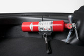 Fire Extinguisher Mount, Rear Hatch (FD3S RX-7)