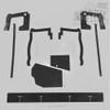 Mopar B Body 67 Coronet MEGA Splash Shield Set -Manual