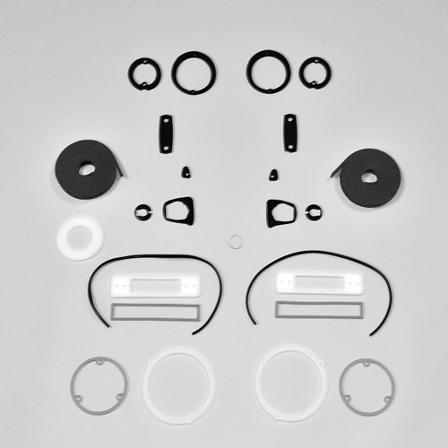 Mopar A Body 63 Dodge Dart Paint Exterior Gasket Set