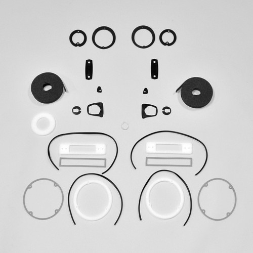 Mopar A Body 64 Dodge Dart Paint Exterior Gasket Set