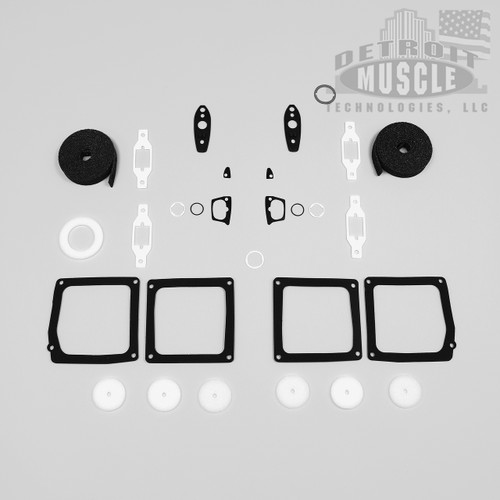 Mopar A Body 73 74 75 76 Dodge Dart Sport Paint Exterior Gasket Set
