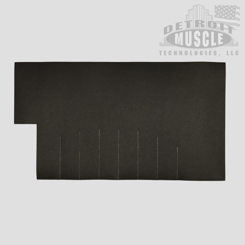"Mopar A Body 67-76 Fuel Gas Tank Pad Insulation - .070"" Felt Paper"
