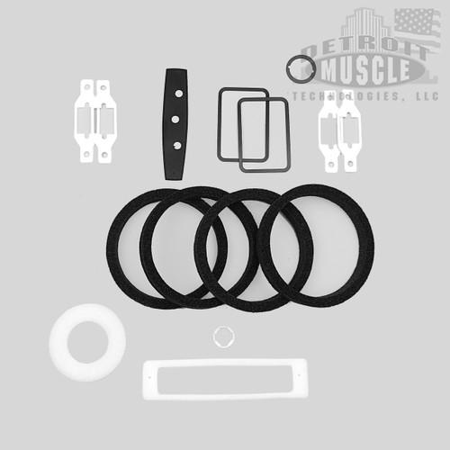 Mopar E Body 1972- 1974 72 74 Barracuda Paint Exterior Gasket Set BASIC
