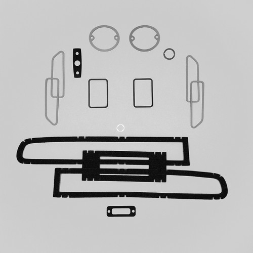 Mopar E Body 1970 70 Challenger Paint Exterior Gasket Set BASIC
