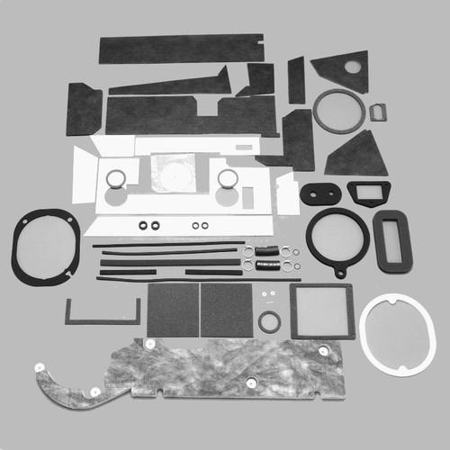 Mopar B Body 66-70 AC Heater Box Rebuild Restoration Seal Gasket Kit