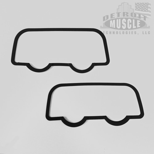 Mopar B Body 68 Charger Taillight Gaskets OUTER