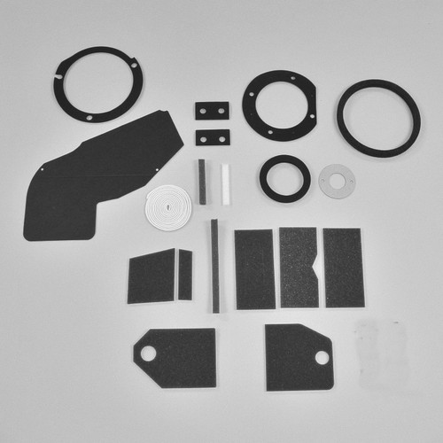 Mopar A Body 67-72 BASIC NON AC Heater Box Rebuild Restoration Seal Gasket Kit