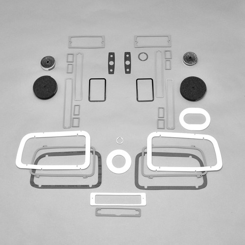 Mopar E Body 70 Barracuda Paint Exterior Gasket Set