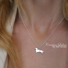 Personalized Dog Pendant - Choose Your Breed