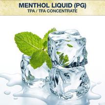 TPA / TFA Menthol Liquid (PG)