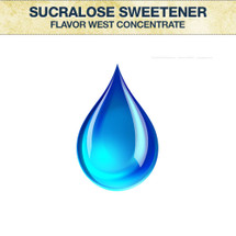 Flavor West Sucralose Sweetener Concentrate