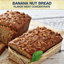 Flavor West Banana Nut Bread Flavour Concentrate