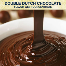 Flavor West Double Dutch Chocolate Flavour Concentrate