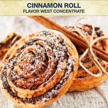 Flavor West Cinnamon Roll Flavour Concentrate