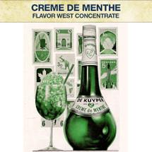Flavor West Crème De Menthe Flavour Concentrate