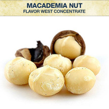 Flavor West Macadamia Nut Flavour Concentrate