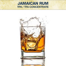 TPA / TFA Jamaican Rum Concentrate