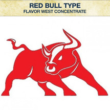 Flavor West Red Bull Type Concentrate