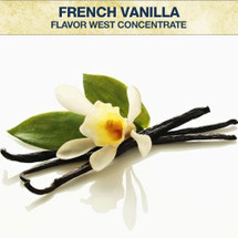Flavor West French Vanilla Concentrate