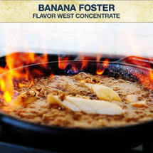 Flavor West Banana Foster Concentrate