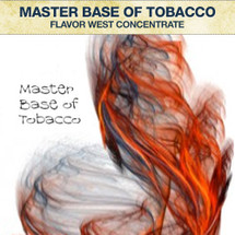 Flavor West Master Base of Tobacco Concentrate