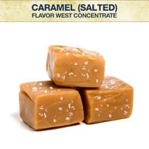 Flavor West Caramel (Salted) Concentrate