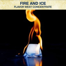 Flavor West Fire And Ice Concentrate