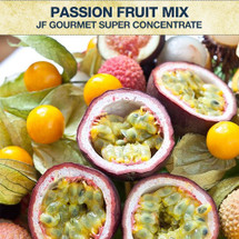 JF Gourmet Passion Fruit Mix Super Concentrate