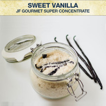 JF Gourmet Sweet Vanilla Super Concentrate