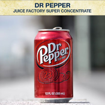 JF Dr Pepper Super Concentrate