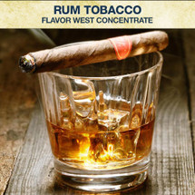 Flavor West Rum Tobacco Concentrate