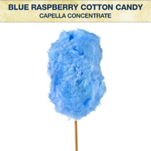 Capella Blue Raspberry Cotton Candy Concentrate