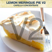 Capella Lemon Meringue Pie v2 Concentrate