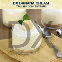 TPA / TFA DX Banana Cream Concentrate