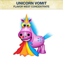 Flavor West Unicorn Vomit Concentrate