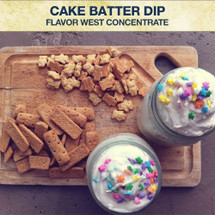 Flavor West Cake Batter Dip Concentrate