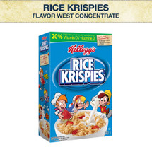 Flavor West Rice Krispies Concentrate