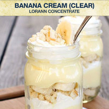 LA Banana Cream (Clear) Concentrate
