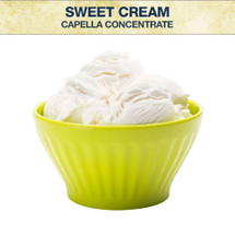 Capella Sweet Cream Concentrate