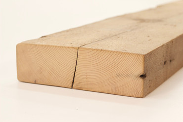 #160015W - 78 inch Industrial Sawn Mantel