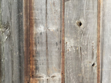 Antique Silver + Faded Red Barn Board