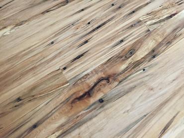 Tap Hole Maple Flooring