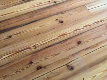 Antique Heart Pine Flooring