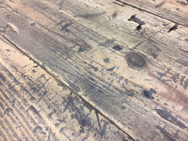 Antique Industrial Paneling